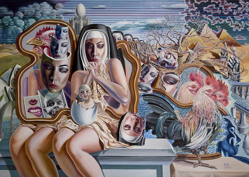 Georg Buhl - Kunstmaler aus Kassel